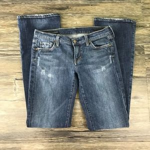 Citizens of Humanity Ric Rac #108 Boot Cut Jeans